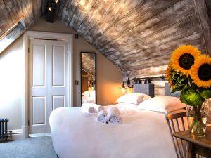 Coastal Room Fleece Hotel