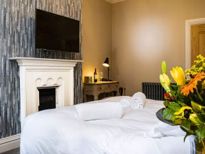 Fleece Hotel Moors Room